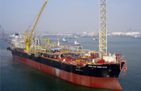 FPSO Song Doc Pride MV19 Spread Mooring
